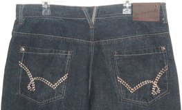 5ive Jungle & Co Denim Jeans Mens Tag 40 Measures 38 x 31 Five Jungle 38x31 in Chicago, Illinois