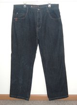 5ive Jungle & Co Denim Jeans Mens Tag 40 Measures 38 x 31 Five Jungle 38x31 in Shorewood, Illinois