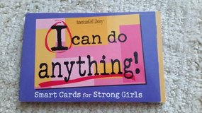 American Girl Book - I Can Do Anything in Glendale Heights, Illinois