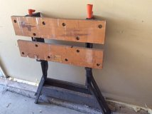 Sawhorse--heavy duty--Made in Canada in Bartlett, Illinois