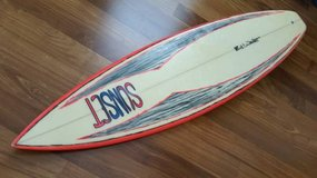 ■ 6-2 ■ ED WRIGHT SUNSET SHAPE SURFBOARD Surfboards surf shortboard in Miramar, California