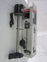 *Everbilt  1/2 HP Pedestal Sump Pump in Joliet, Illinois