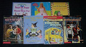 7 children's chapter books a cinderella story magic school bus electric storm in Alamogordo, New Mexico