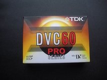 tdk dvc60 pro series mini digital tape in Joliet, Illinois