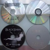 7 dvd movies black swan, dreamgirls, burlesque & 4 cult classics in Joliet, Illinois