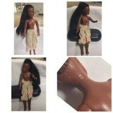 Vintage Old Doll Dated 1974  Black in Olympia, Washington