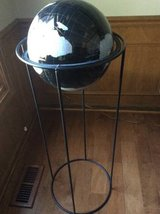 Standing Globe--Decorative in Naperville, Illinois