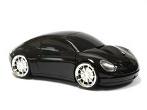 usb 2.4g wireless porsche optical mouse - black in Moody AFB, Georgia