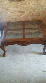 Hardwood Coffee Table in Fort Rucker, Alabama