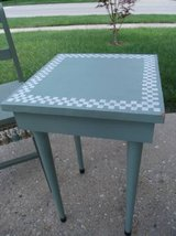 Small Sage Green Table in Bolingbrook, Illinois