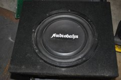 Audiobahn Subwoofer 300W 10IN in San Clemente, California