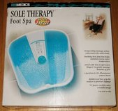 Homedics Sole Therapy Foot Spa with Heat - Model ST-1 in Lockport, Illinois