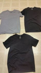 Express v-neck tee shirts for ladies in Oceanside, California