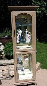 Adorable French Provincial Curio Cabinet! in Naperville, Illinois