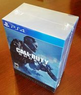 PS4 Call of Duty: Ghosts Hardened Edition in Quantico, Virginia