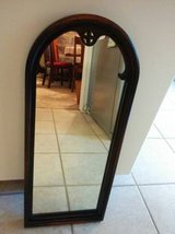 Chippendale mirror: Antique early 20th century mahogany in Houston, Texas
