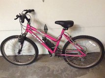 Girl's Huffy Bike -- Metallic Pink in Bolingbrook, Illinois