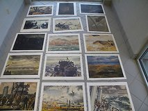 15 offical  ww2 usmc / navy artist prints from combat painters  size 28 x 20 in Camp Lejeune, North Carolina