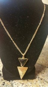 "18"" chain with triangle shape accents in Temecula, California"