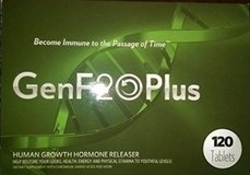 NEW genf20plus - 120 tablets NEW HUMAN GROWTH HORMONE RELEASER in Houston, Texas
