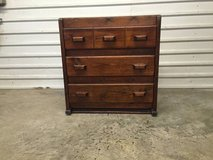Solid Wood Beautiful Brown Chest of Dresser Drawers in Fort Belvoir, Virginia