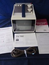 SONY Model TV-790 Black and White TV Receiver Cord Manual VINTAGE EXC in St. Charles, Illinois