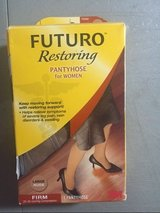 NEW futuro restoring pantyhose for women large nude firm new in Houston, Texas