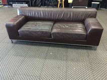 FREE Modern Genuine Leather Couch in Camp Pendleton, California