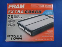 New Fram Extra Guard Air Filter CA7344 in Chicago, Illinois