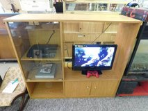 TV Stand, TV, DVD Player, and PS3 in Fort Riley, Kansas