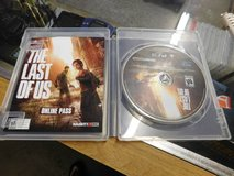 PS3 The Last of Us in Fort Riley, Kansas