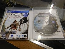PS3 Assassins Creed IV Black Flag in Fort Riley, Kansas