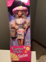 Barbie--Easter Style Barbie--Special Edition in Bolingbrook, Illinois