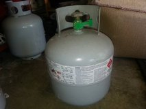 15LB. Propane tank full with seal in Aurora, Illinois