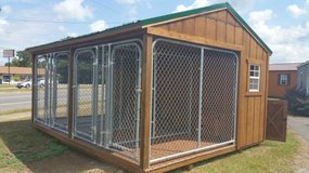 Dog Kennel in Perry, Georgia