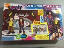 NEW icarly nickelodean chat'n fashion talking interactive playset carly freddie new in Houston, Texas