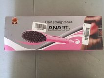 anart hair straightener instant magic silky straight hair styling new free ship in Houston, Texas