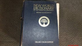"New World Dictionary  $5  ""The Back Forty"", Adel in Moody AFB, Georgia"