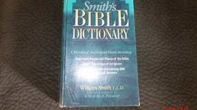 "Smith's Bible Dictionary  $5  ""The Back Forty"", Adel in Moody AFB, Georgia"