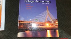 "College Accounting 13th Edition $5  ""The Back Forty"", Adel in Moody AFB, Georgia"