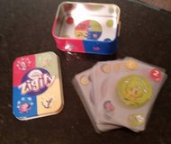 Zigity Card Game - Like new in a tin in Orland Park, Illinois
