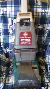 Hoover SteamVac With Clean Surge Upright Carp... in Fort Lewis, Washington