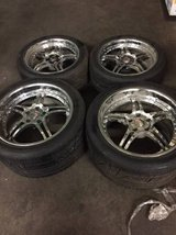 corvette tires and rims in Tinley Park, Illinois