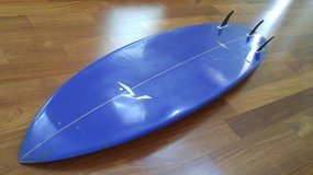 "USED RUSTY SURFBOARD 6'7-long-x-20 3/4""-wide-x-2-3/4""-thick shortboard in Miramar, California"