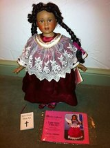 Paradise Galleries Deborah African American Porcelain Doll - How Great in Chicago, Illinois