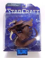 StarCraft Original 1999 NIB Action Figures |RARE| Hydralisk + Zealot in Camp Pendleton, California
