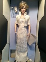 """Diana Princess of Wales--16"""" doll w/stand in Wheaton, Illinois"""