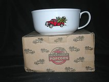 2006 dale and thomas popcorn truck logo bowl or a very big coffee cup new in Camp Lejeune, North Carolina