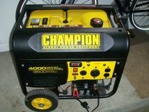 Never Used  Champion Generator,  With Extras in Wheaton, Illinois
