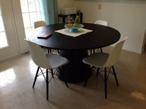 Dining set in Fort Sam Houston, Texas